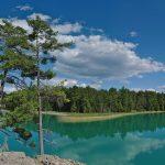 Meromiktiskt vatten i Sverige