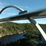 Svinesundsbron invigdes med löparfest